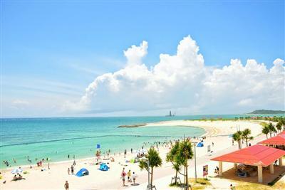【速報】全国一番乗り!沖縄が平年よりも11日早く梅雨明け