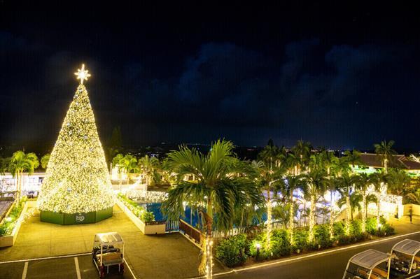 カヌチャリゾートを光が彩る♪11月より開催の「スターダストファンタジア2021-2022」でロマンチックな夜を満喫