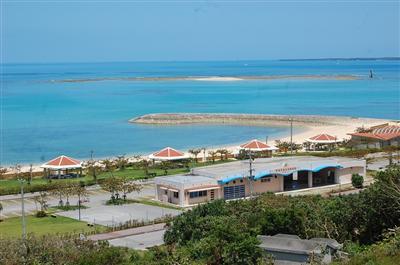 【海開き2020】久高島を望む南城市を代表するビーチ「あざまサン