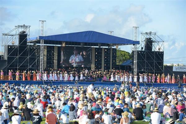 今年も開催決定「沖縄からうた開き!うたの日コンサート2019 in 嘉手納」