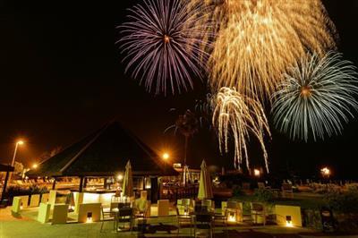 【年越しイベント】オクマ プライベートビーチ & リゾートで「カ