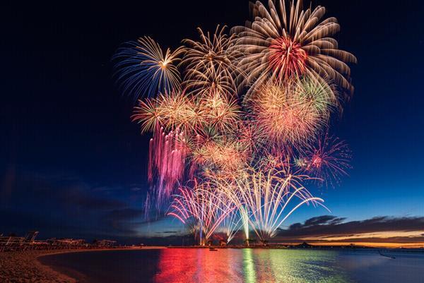 【2019年花火イベント】県内最大級の花火イベント「海洋博公園サマーフェスティバル2019」