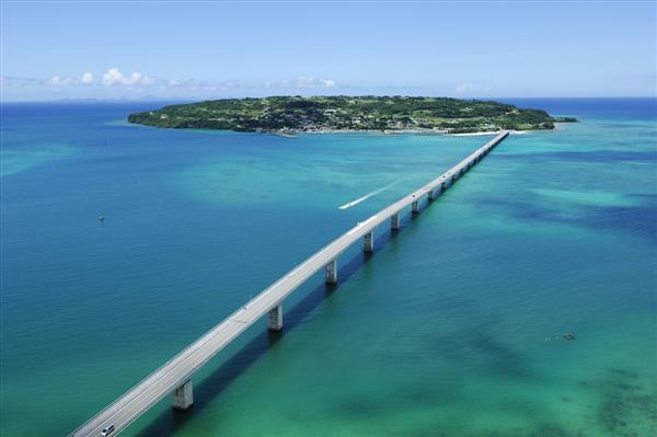 絶景スポットとして人気の離島 「第3回 古宇利島フードフェスしま市」開催