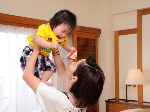 【子育て中のママやパパを応援】赤ちゃん・子ども連れでも安心して宿泊できる「ウェルカムベビーのお宿」