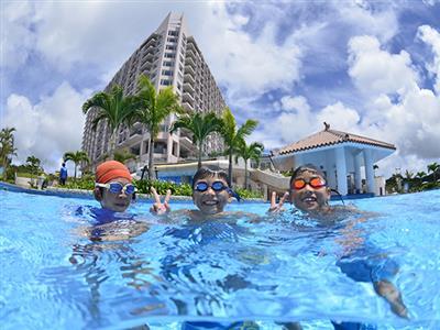 【2020年】県内各地のホテルで屋外プールがオープン!一足先に夏