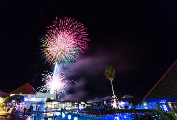 【2019年花火イベント】オクマ プライベートビーチ & リゾートで「OKUMA プレミアムサマー2019」が開催
