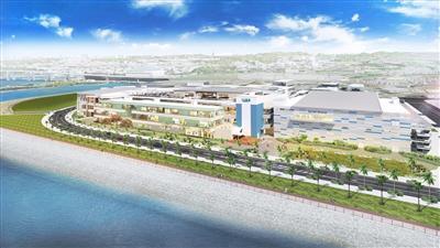 日本最南端の大型商業施設「iias(イーアス)沖縄豊崎」が202