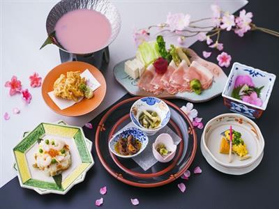"""""""春""""を味覚で感じよう!旬の食材を活かしたホテルレストランプラン"""