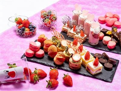 【日程追加】美らイチゴとコラボ♪サザンビーチホテル&リゾート沖縄