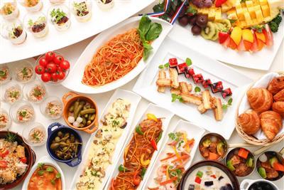 料理を堪能しながら旅行気分♪世界各国の料理が楽しめるホテルブッフ