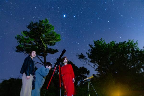 写真サービス付き!プロのガイドが語る宇宙や星座の逸話を聞きながら星空観賞を楽しもう