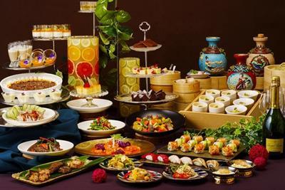 テーマは「琉美和華」♪ホテル日航アリビラで和食や中国料理など50