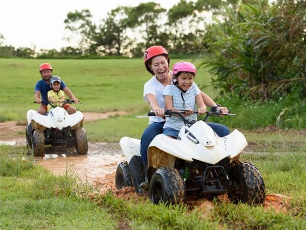 【トゥクトゥク&バギーで周る!】又吉観光農園探検ツアー♪