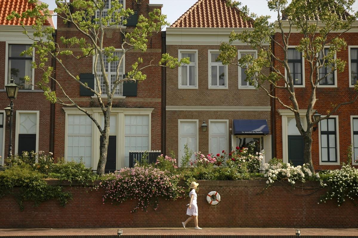 ハウステンボスのアムステルダムシティ
