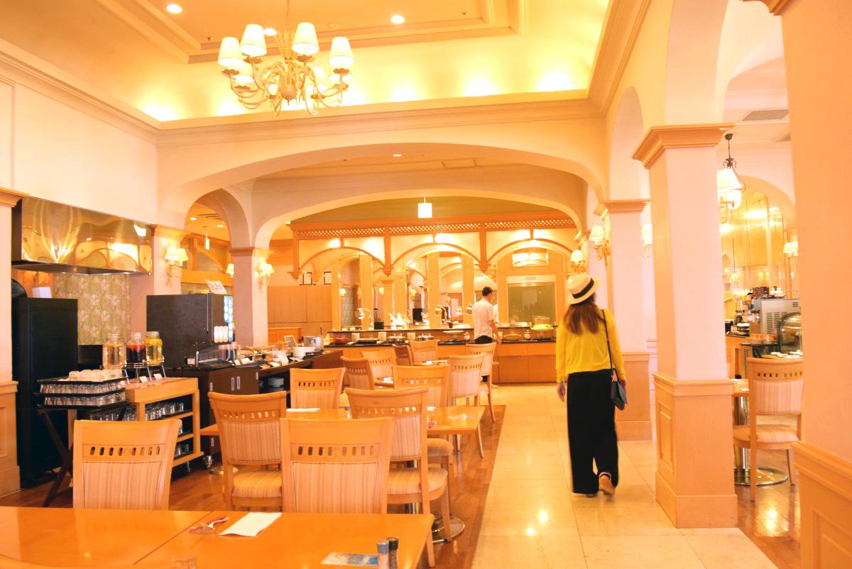 ブッフェレストラン オールスターブッフェ