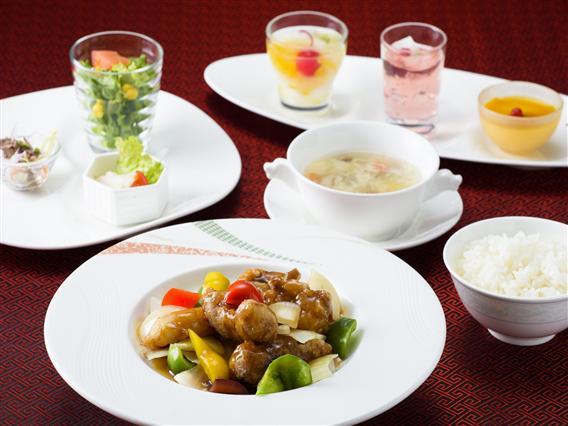 中国料理「桃翠」(とうすい)