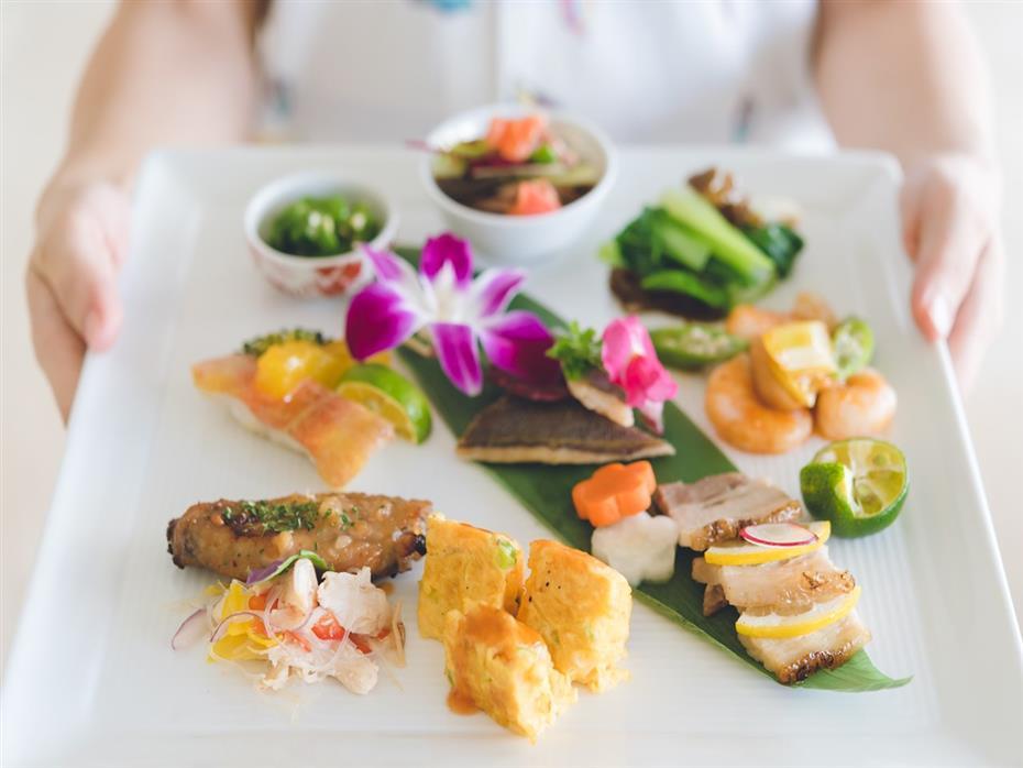 THE DINING 暖琉満菜 恩納村店